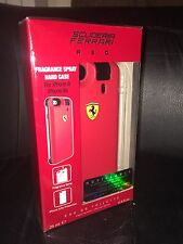 Scuderia Ferrari Red Fragrance Iphone 6/6s Hard Case 25ml & Refill NEW & SEALED