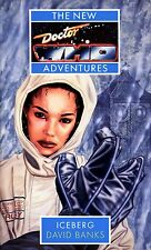 Dr Doctor Who Virgin Missing Adventures Book - Iceberg - (Mint New)