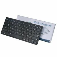 Portable  Bluetooth Wireless Keyboards Ergonomic Slim Designs Mini Device for PC