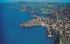 PC50589 Aerial View of Ilfracombe. Plastichrome