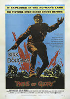 Vintage Movie Poster Beginning Of The End 1957 02 Art Print A4 A3 A2 A1