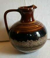 Vintage Royal Haeger Large Glazed Ceramic Jug Ewer Pitcher