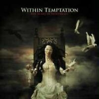 """WITHIN TEMPTATION """"THE HEART OF EVERYTHING"""" CD NEUWARE"""