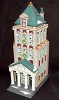 BROKERAGE HOUSE # 58815  DEPT 56 Christmas in the City great stockbroker gift