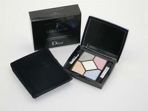 Dior Couleurs 5 Color Eyeshadow Palette 230 Pink Attitude New with Box