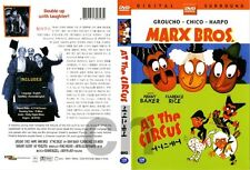 At the Circus (1939) - Marx Brothers  DVD NEW
