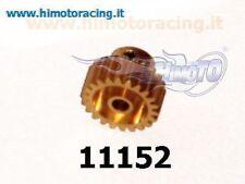 11152 PIGNONE 22 DENTI METALLO X MODELLI ELETTRICI MODULO 0.6 MOTOR GEAR HIMOTO