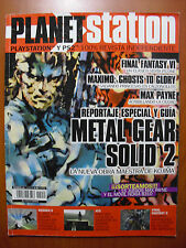Reportaje y Guía Metal Gear Solid 2 Sons of Liberty (PS2 PS3 PSVita XBOX 360 PC)