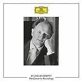 Concerto Recordings (DG box set), Wilhelm Kempff, Audio CD, New, FREE & Fast Del