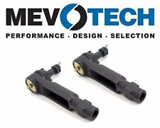 For Mustang Thunderbird Mercury Capry Front Outer Tie Rod Ends Pair Mevotech
