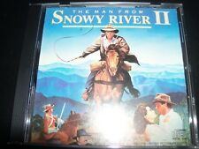 The Man From Snowy River II  Rare Australian Soundtrack CD