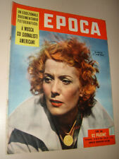 EPOCA=1953/133=ISA MIRANDA=GIANNA PEDERZINI=SANTA GEMMA LUCCA=DON MICHELE PEYRON