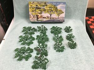 Vtg. 1950's Plasticville #1628-100 Shade Tree Replacement Parts Only