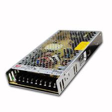 Mean Well LRS-200-5 Supply 200W 5V Ultra Flat 30mm 1HU Einbau-Metallgehäuse