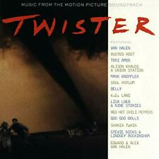 NEW CD Twister Music From The Motion Picture Soundtrack [Soundtrack] OST