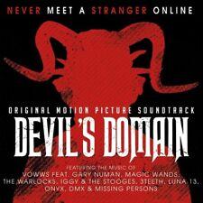 Jurgen Engler - Devil's Domain (original Soundtrack) [New CD]
