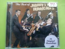 JOHNNY & THE HURRICANES/THE BEST OF/CD/16 Tracks/Instrumental Rock'n'Roll/1999