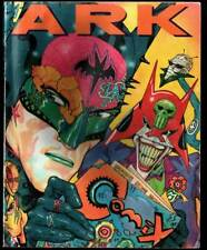 ARK Titan Books: Past, Present (ca. 1990) & Future of Comics TOTH Bolland KIRBY