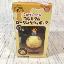Winnie the Pooh Premium Rolling Figure Rabbit House Disney SEGA Japan