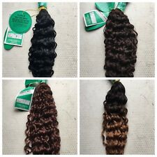 100% HUMAN HAIR SPIRAL BULK STYLE - BY AMERICAN DREAM 12, 14, 16 inches