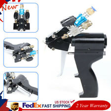 Polyurethane PU Foam Spray Gun 1-12kg/min P2 Air Purge Spray Gun Self Cleaning