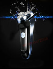 NEW brand men's Rechargeable 3-head floating electric shaver FS-362