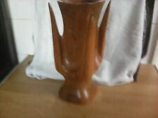 Falcon Spain-Wooden Vase