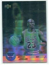 1992-93 Upper Deck Award Winner Holograms 9 Michael Jordan Most Valuable Player