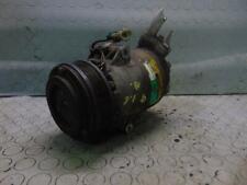 Compressore clima aria condizionata OPEL ASTRA G 1.4 BENZINA 2004 90559855