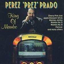 King of Mambo, Perez Prez Prado, Used; Good CD