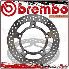 BREMBO SERIE ORO 68B407B4 DISCO FRENO ANTERIORE SUZUKI BURGMAN 400 ANNO 2004