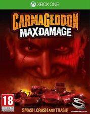 Carmageddon Max Damage Xbox One Xb1 UK Release