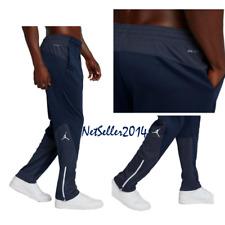 Sz Small Cool 🆕🔥 Nike Jordan Flight Team Mens Basketball Pants Blue 696734-419