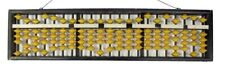 Large Abacus Soroban Japanese Virtual Classroom Math Teaching Aid Rare Size