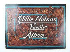 Willie Nelson Family Album Paperback