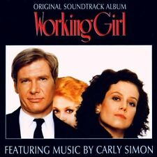 Working girl OST featuring music by Carly simon est/BANDE ORIGINALE Arista 1989
