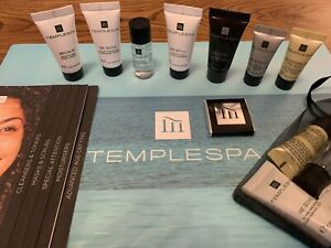 TEMPLE SPA sample Set of 7 SENSITIVE SKIN