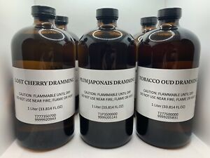 Tom Ford Dramming 1L Lost Cherry, Tobacco Oud, Plum Japonais, Amber Absolute.
