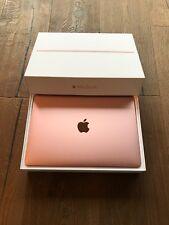 """MacBook 12"""" Retina/Core m3/ 1,1 GHz / / 8GB / 256GB / Intel HD 515 / Rose Gold"""