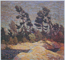 "Group of Seven, Tom Thomson ""Bying Inlet"" Large Print"
