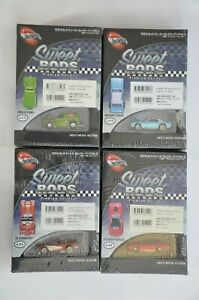Hot Wheels 2002 Sweet Rods Japan Mercury Cougar '58 Corvette '70 Barracuda VHTF