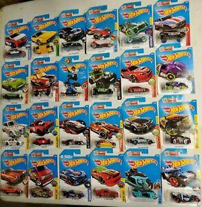 Hot wheels Job Lot Of 24 Cars