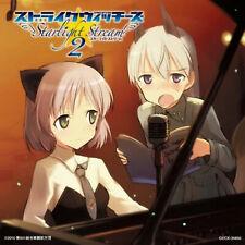 Strike Witches anime manga Music Soundtrack Cd album # Starlight stream 2