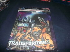 JUMBO BOOK COVER SOX Socks ROBOT TRANSFORMER Dark of the Moon
