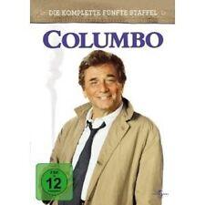COLUMBO SEASON 5 3 DVD NEU