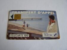 telecarte transfert d'appel 3 plage 120u ref phonecote F276a