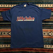 Vintage Jiffy Lube Single Stitch T Shirt Size Mens Medium USA Champion Awards