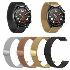 Milanese Edelstahl Uhren Armband Für Huawei Watch GT 1 2 2e Pro Classic Sport DE