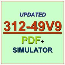 EC-Council 312-49 312-49V9 CHFI Test Forensic Investigator Exam QA PDF+Simulator