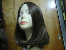 Malky Wig  European Multidirectional Hair Kosher Sheitel Short Bob 10-6-8 SMALL